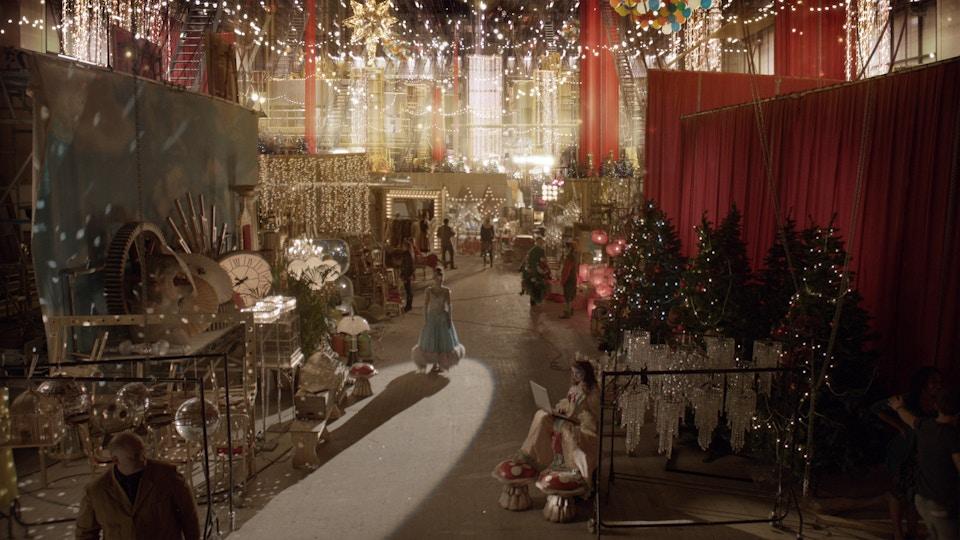 BBC 'Christmas' 2012