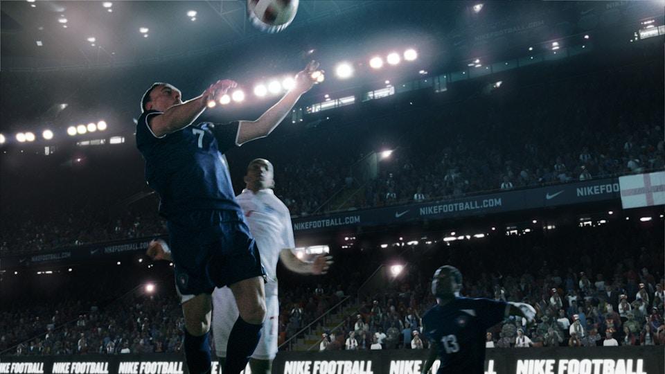Nike 'Write The Future'
