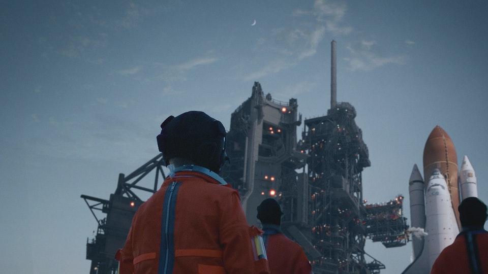 NSPCC 'Alfie the Astronaut' - DMP 01