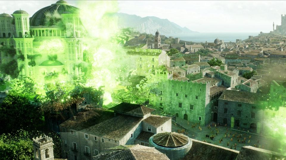 Game of Thrones Season 6 - Comp 02