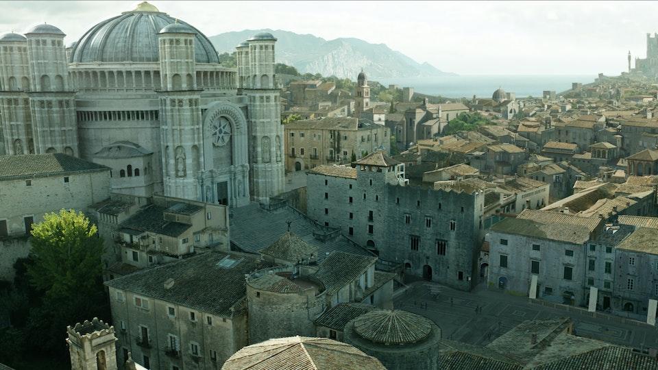 Game of Thrones Season 6 - Digital Matte Painting 03