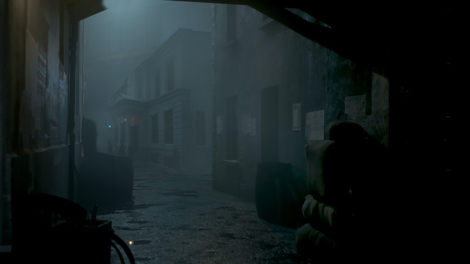 Ripper Street Series 4 & 5 - Digital Matte Painting 018 Lola Post Production