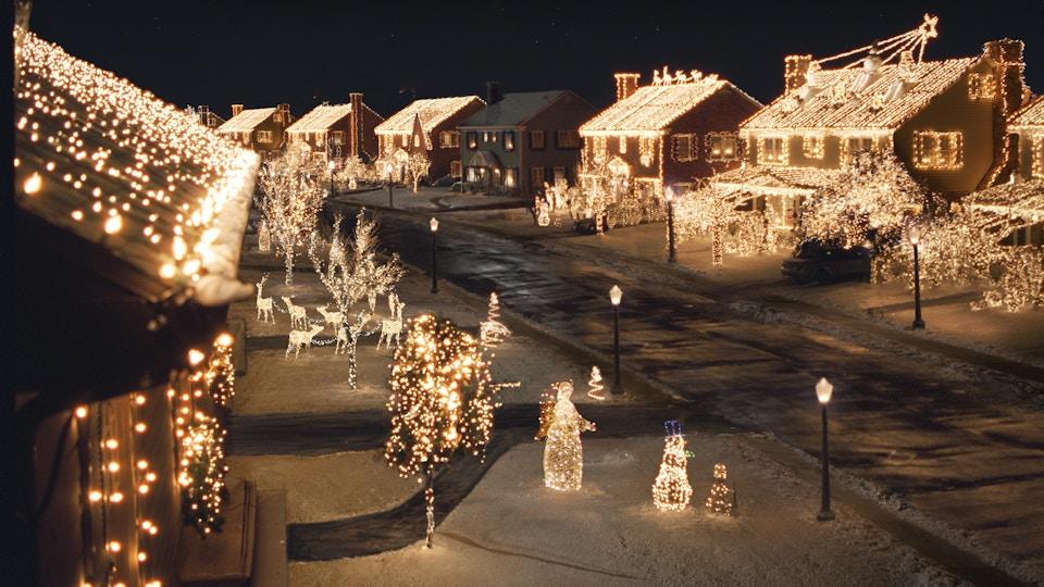 Audi 'Christmas Lights'