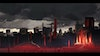Freeview 'Set Yourself Free' - Digital Matte Painting 01