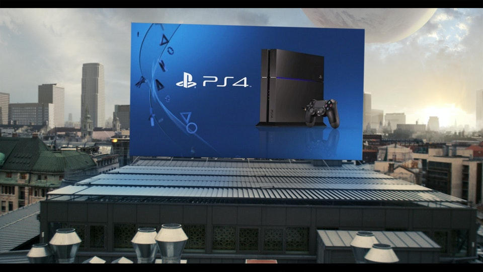 Playstation PS4 'This is for the Players'