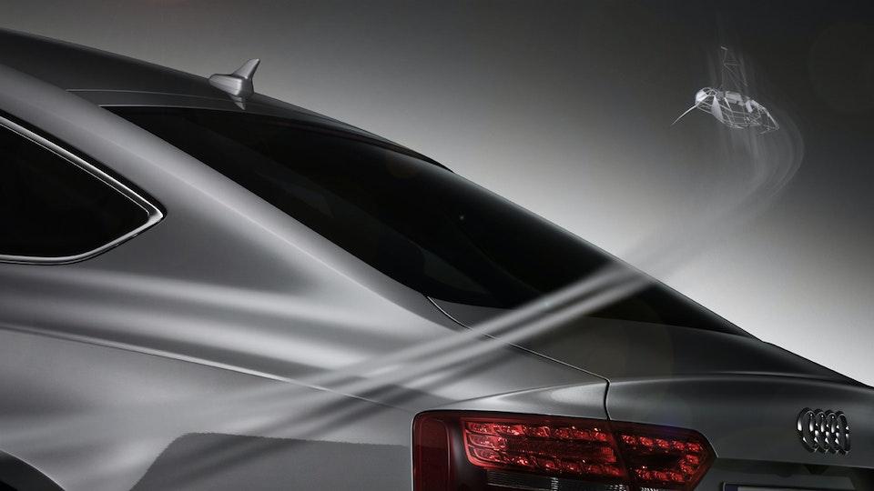 Audi 'Hummingbird'