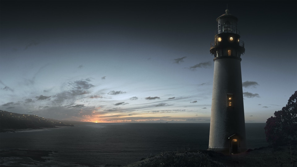 Tower 'Lighthouse Keeper'