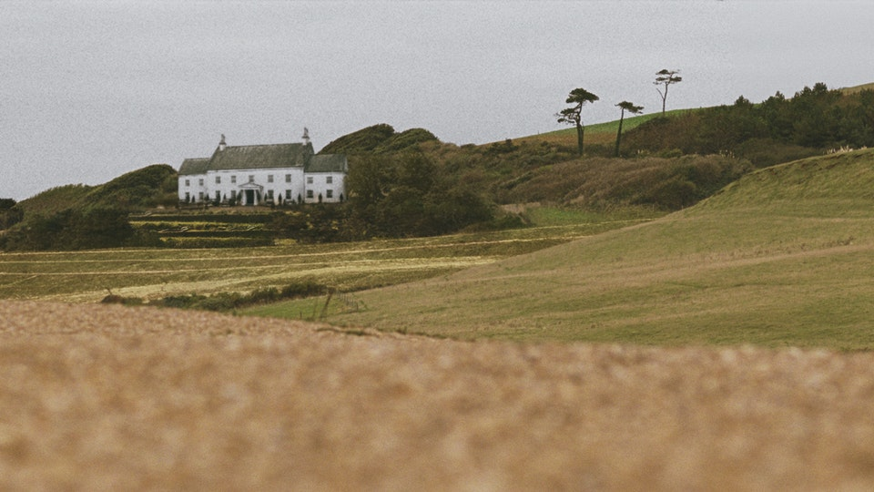 On Chesil Beach - Digital Matte Painting