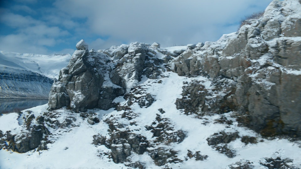 FORTITUDE SEASON 2 - Digital Matte Painting 01 Lola Post Production