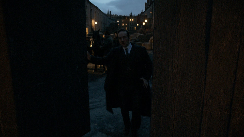 Ripper Street Series 4 & 5 - Digital Matte Painting 013 Lola Post Production