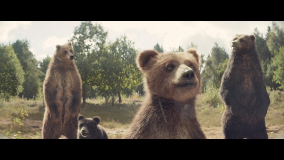 Center Parcs 'Bears' - Shot 05