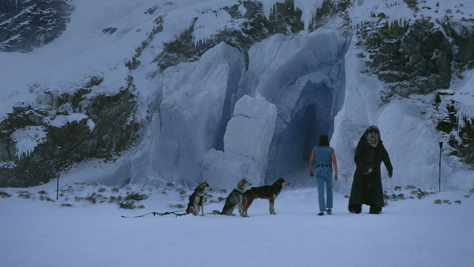 Coors 'Ice Cave Quest' - Digital Matte Painting 02