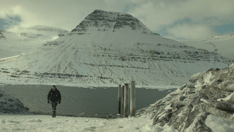 FORTITUDE SEASON 2 - Digital Matte Painting 06 Lola Post Production