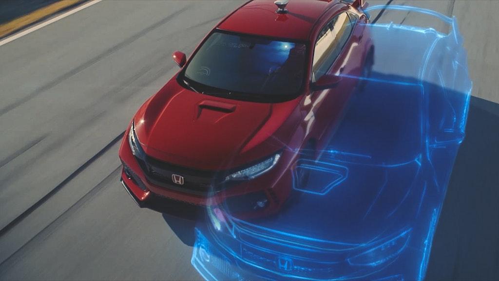 Honda - RvsR