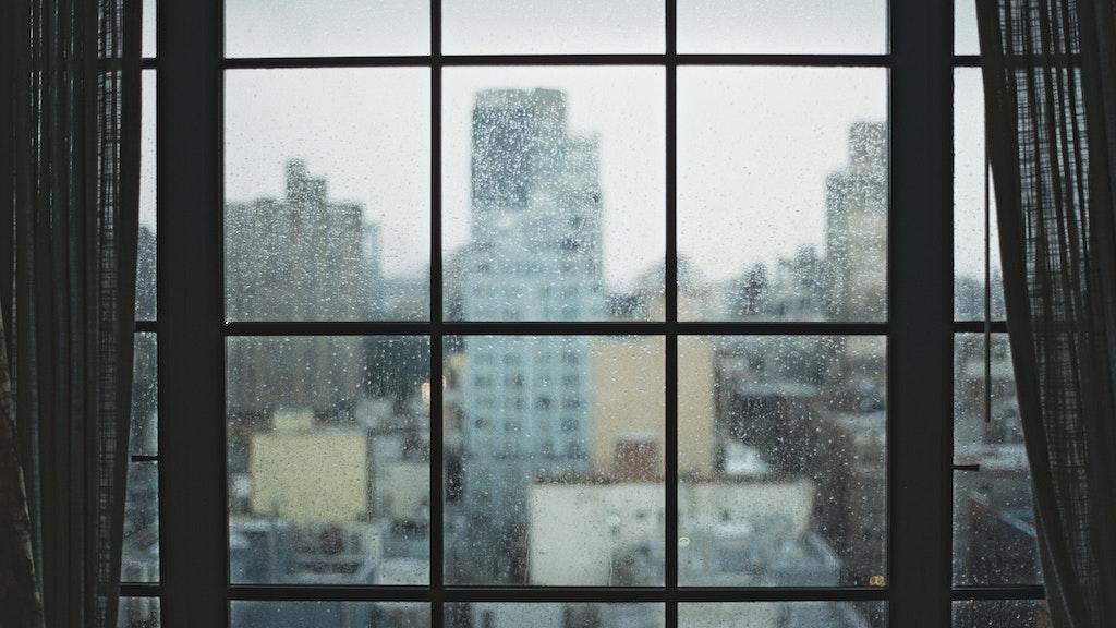 Lower East Side NYC, USA