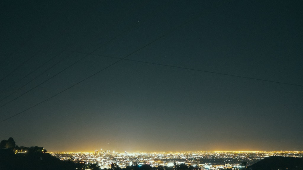 Mulholland Drive, Los Angeles, USA