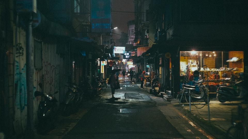 Ximending, Taipei, Taiwan