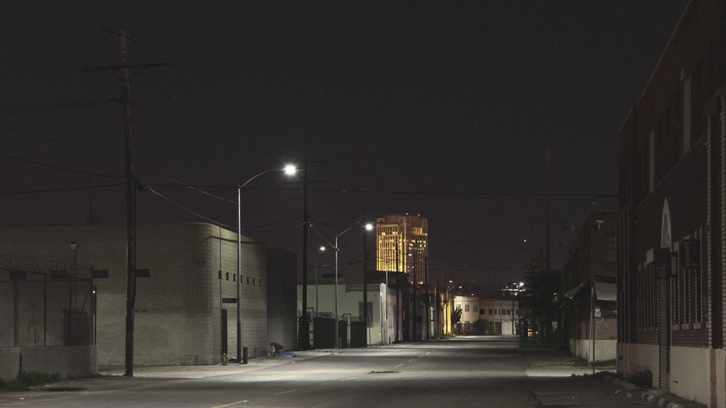 Downtown Los Angeles, U.S.A