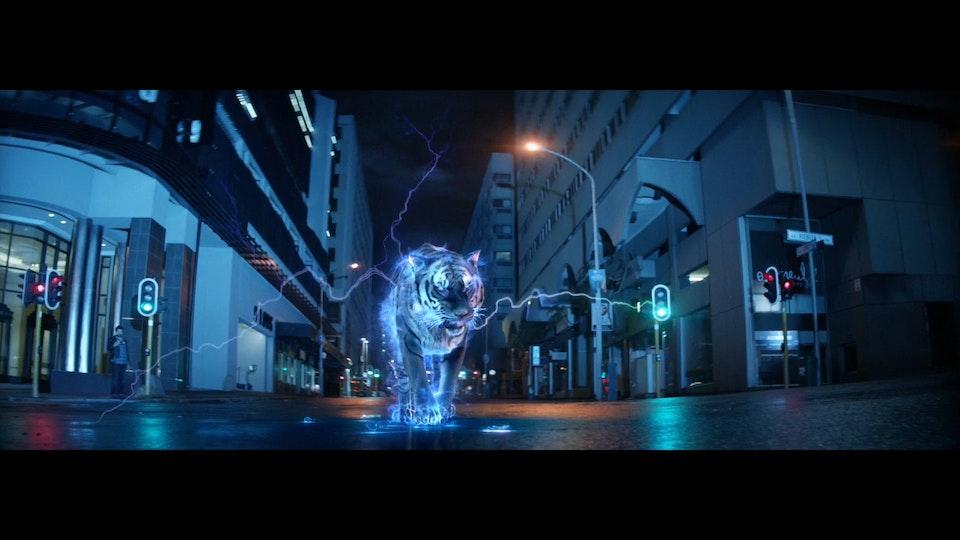Coral Vegas - Electric Tiger