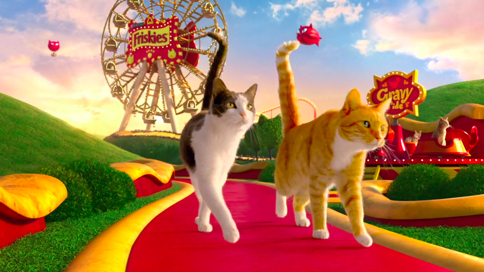 Friskies - Feed Their Fantasy