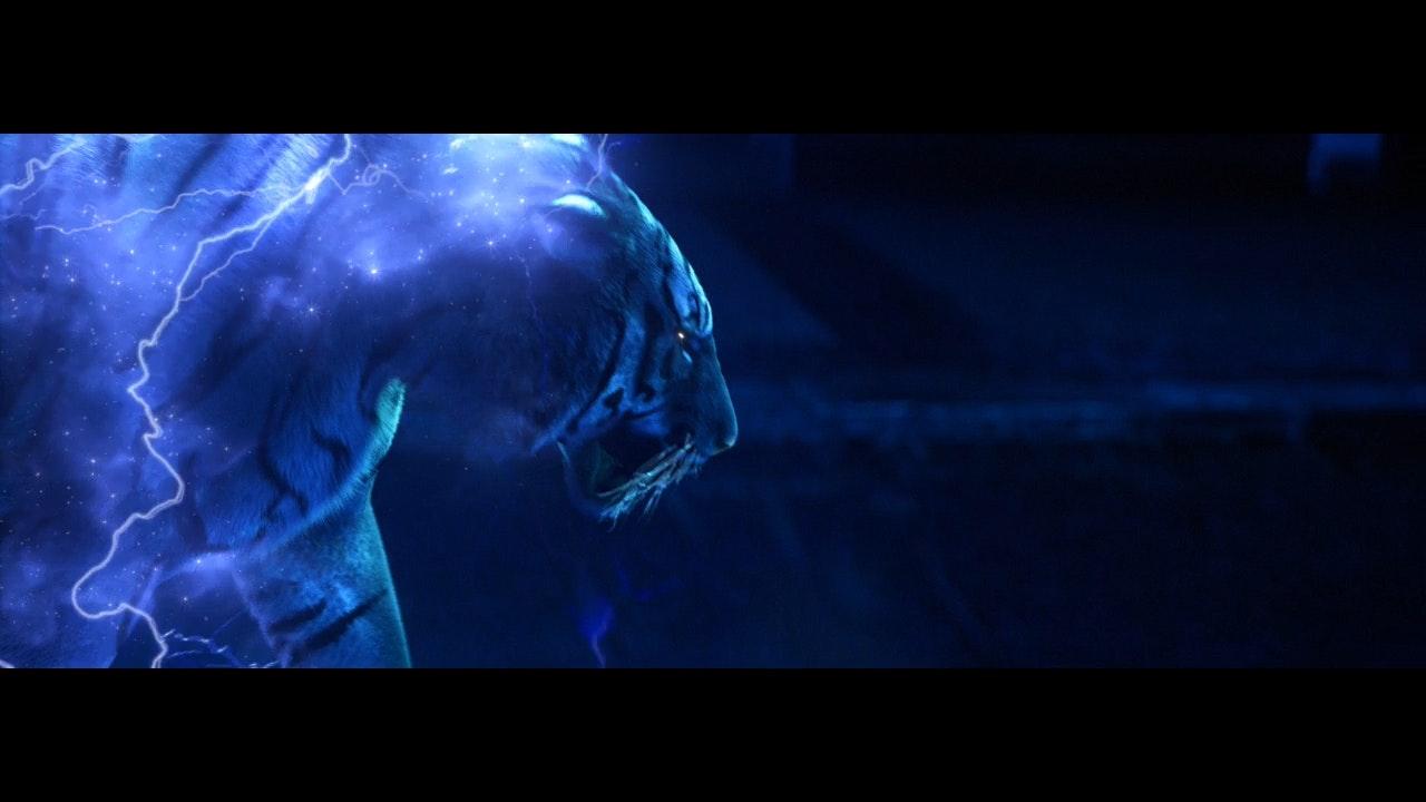 Coral Vegas - Electric Tiger -