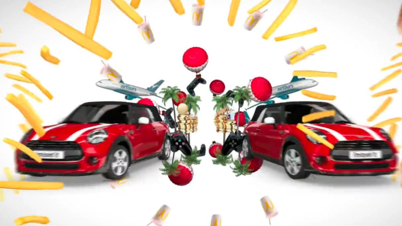 McDonalds - Monopoly -