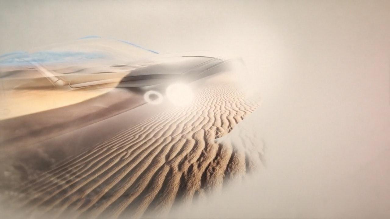 Bentley - SUV Teaser II -