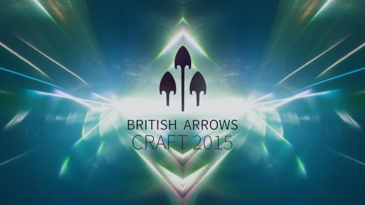 British Arrows Craft Awards 2015 -