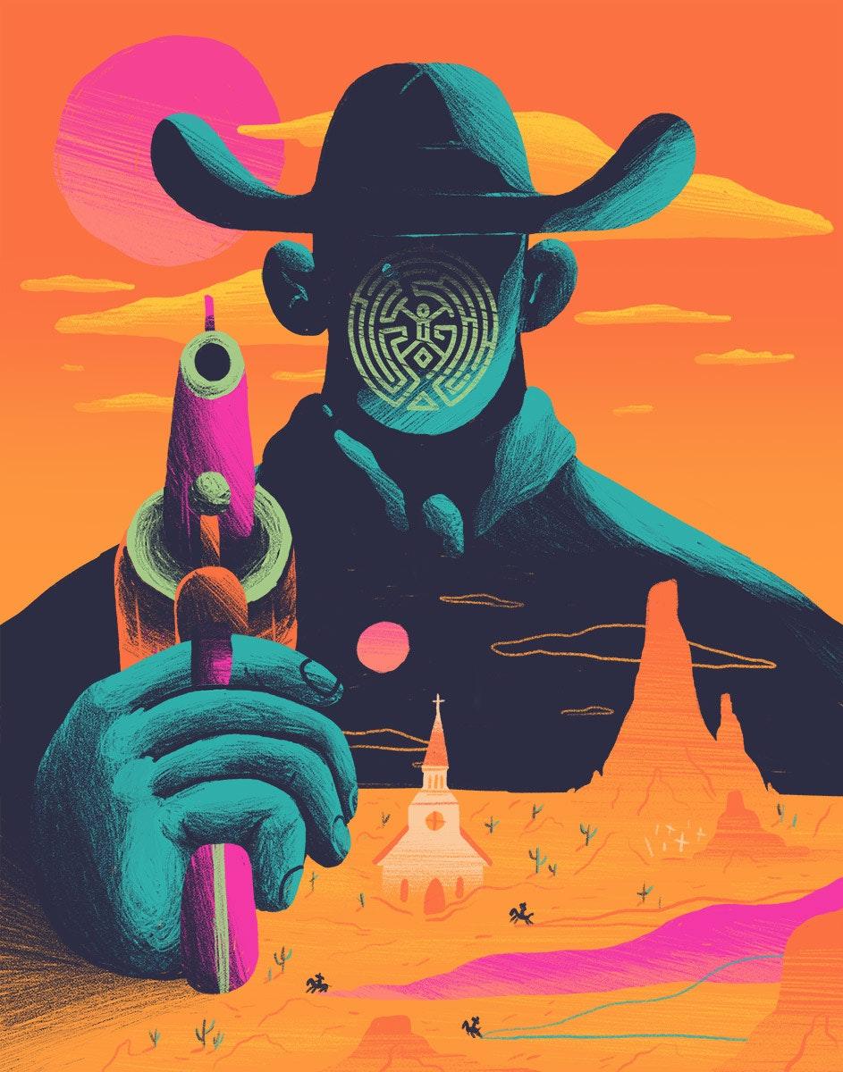 Scott Balmer - Westworld