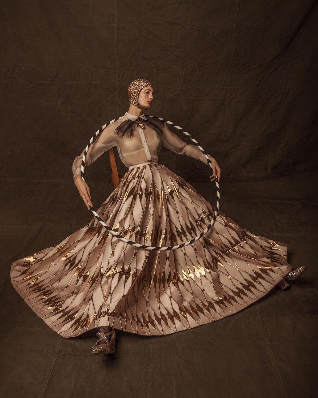 Ash K. Halliburton for Dior