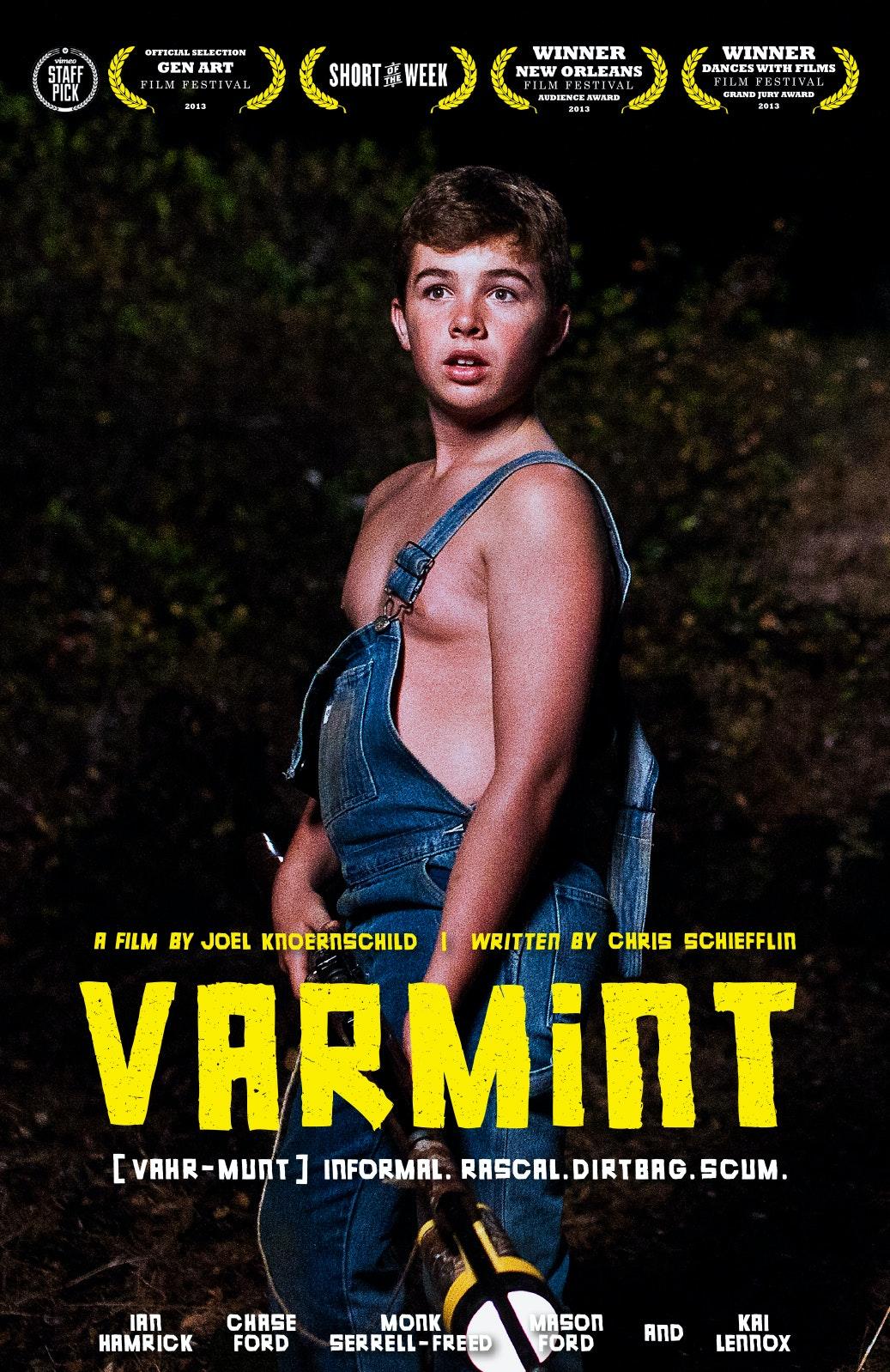 Joel Kazuo Knoernschild - 'Varmint'