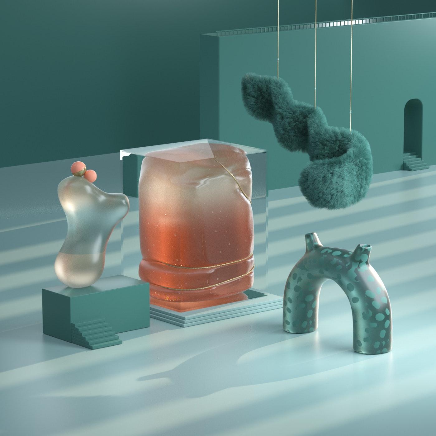 Ariel Palanzone - Organic Series