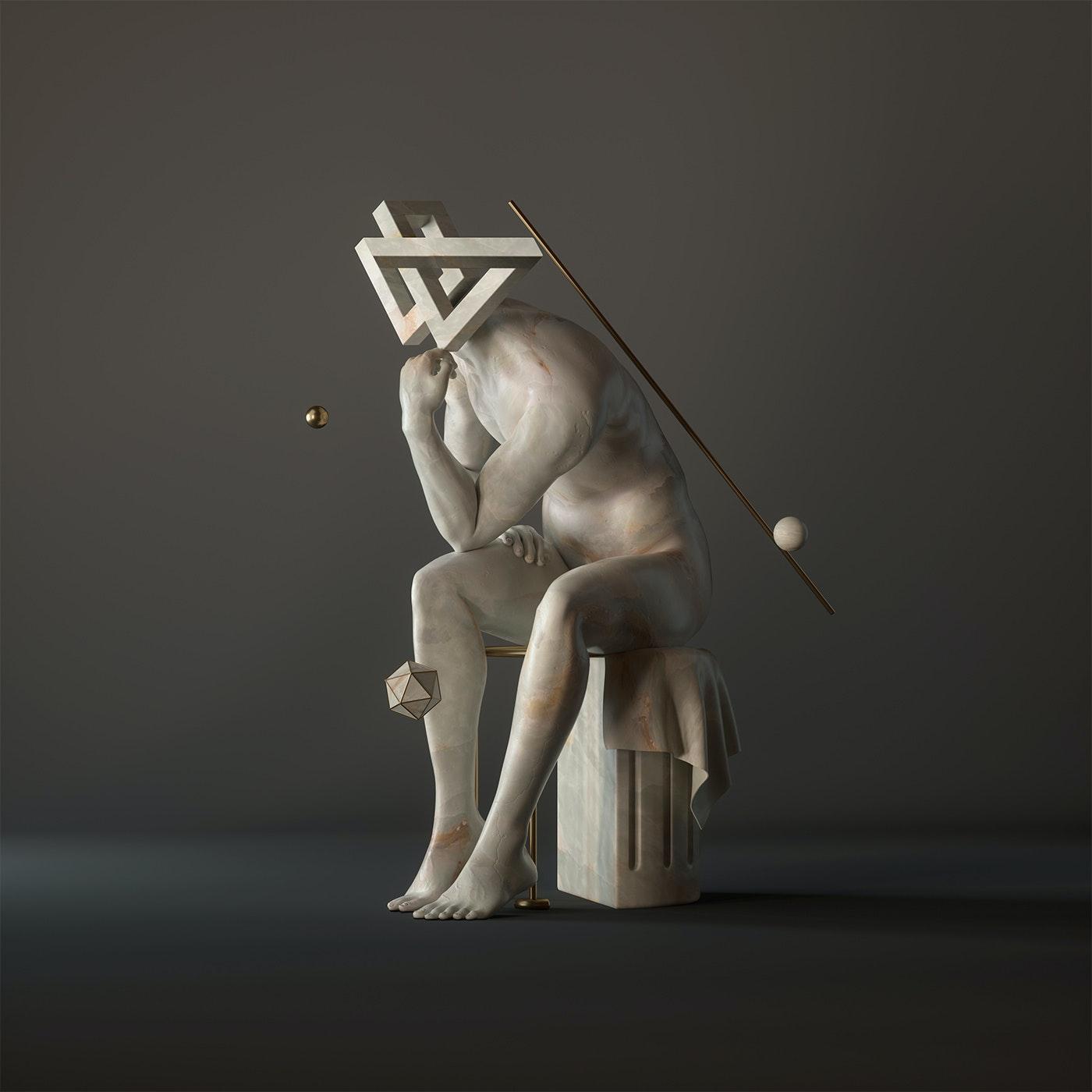 Ariel Palanzone - The Thinker