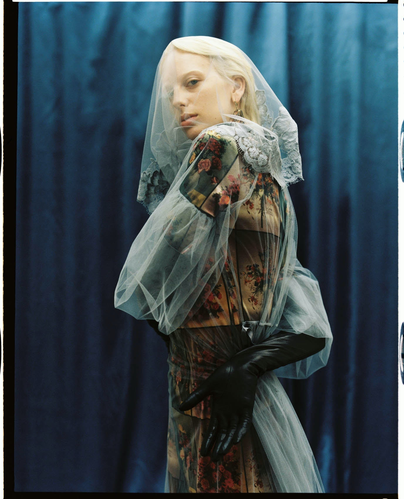 Ash K Halliburton - Vogue Czechoslovakia