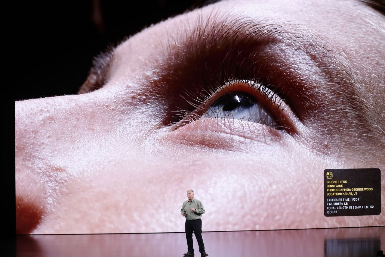 Phil Schiller, iPhone 11 Keynote