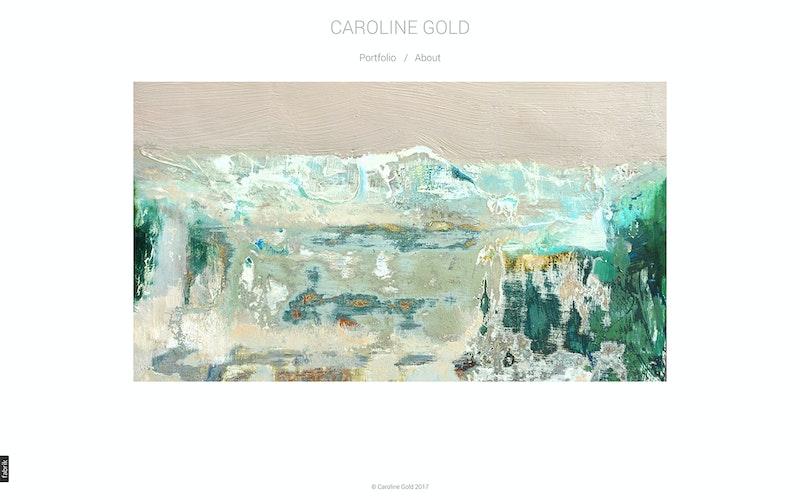 Caroline Gold