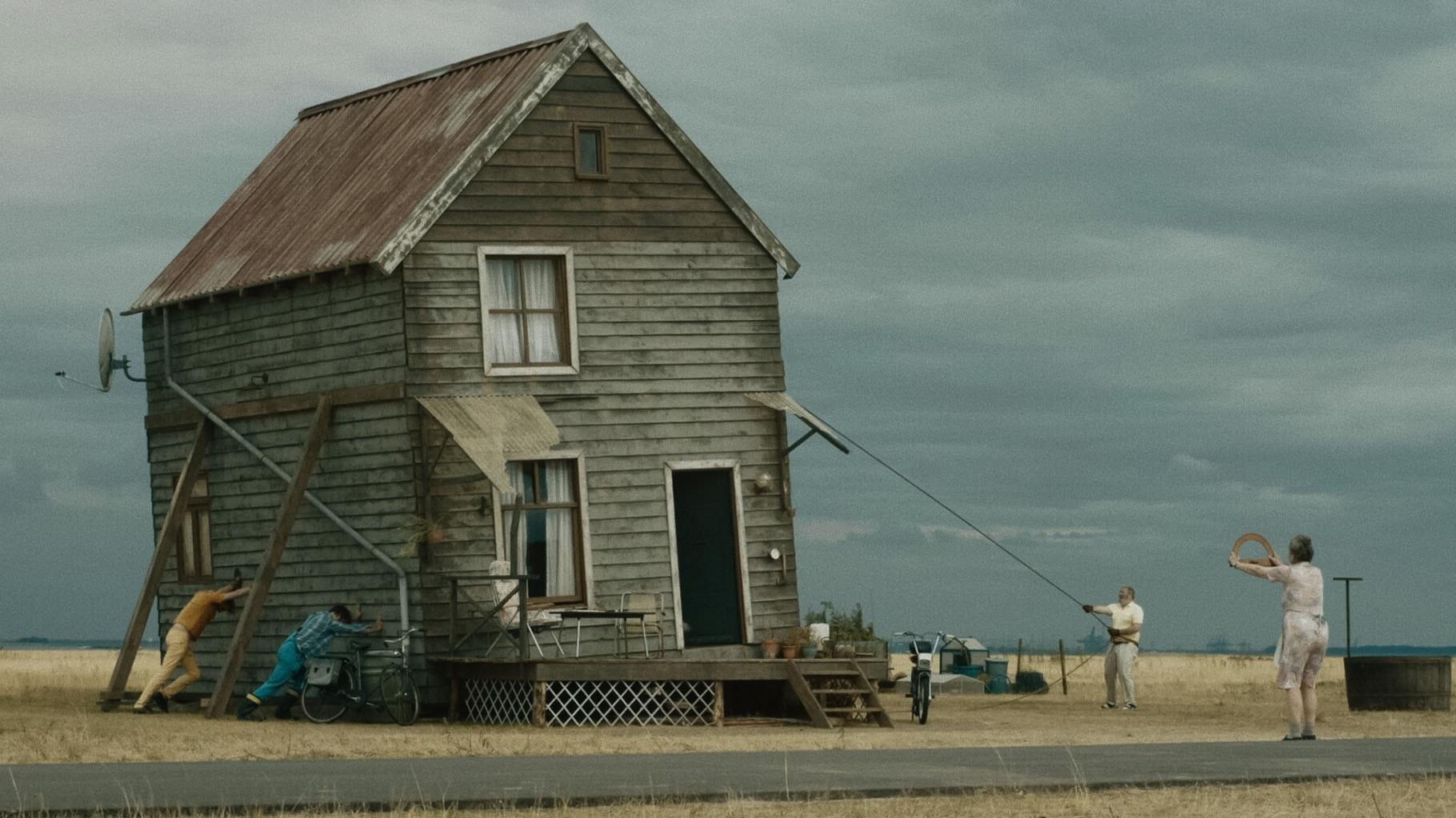 De Dag dat mijn Huis Viel (The Day my House Fell)