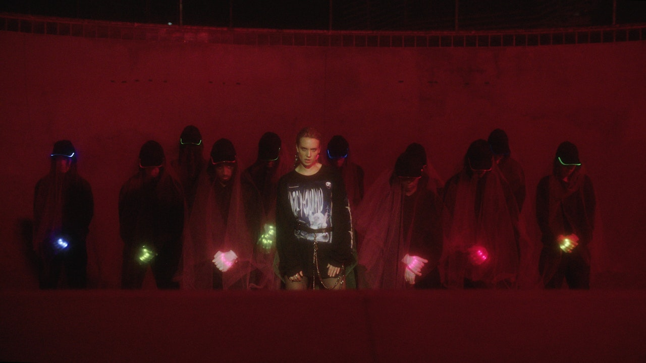 Lauren Sick (MØ + Foster The People)