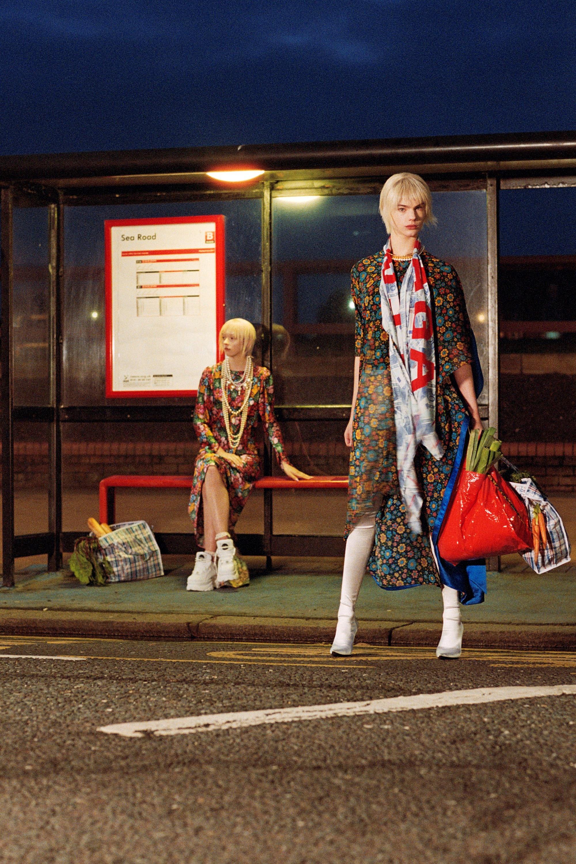 Ash K Halliburton - Vogue Japan | Bring me the cheque
