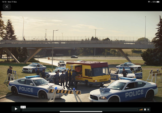 Lego - Rebuild the World - Police Chase