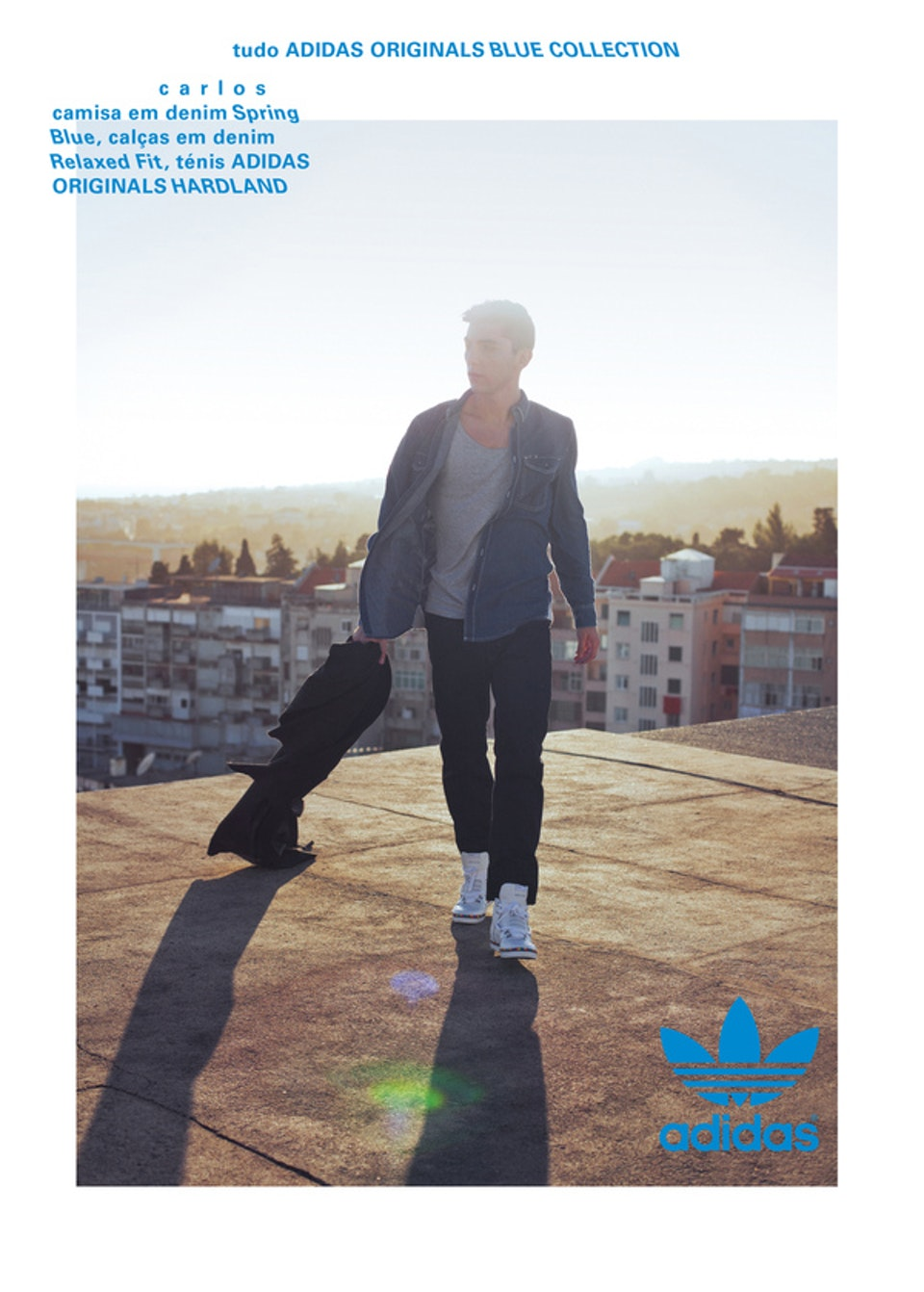 Adidas - Originals Blue Collection for Park Mag 0b421dc3f38b09f4e57ab13ade16e6ec