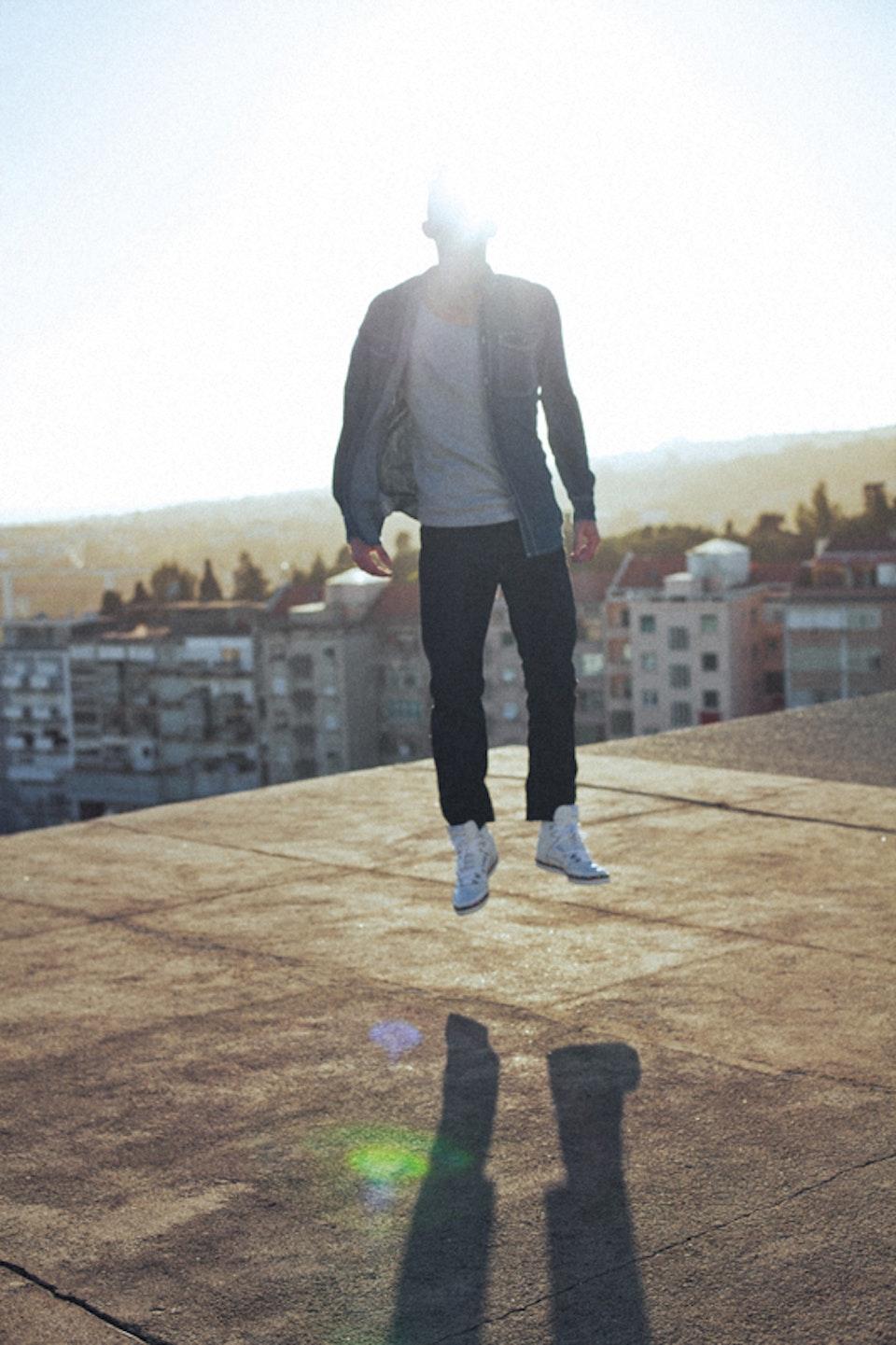 RUI VIEIRA - Adidas - Originals Blue Collection for Park Mag