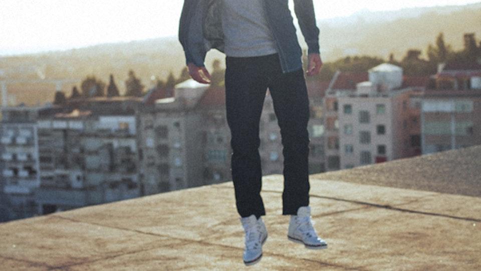 RUI VIEIRA - Film Director / Creative Director - Adidas - Originals Blue Collection for Park Mag