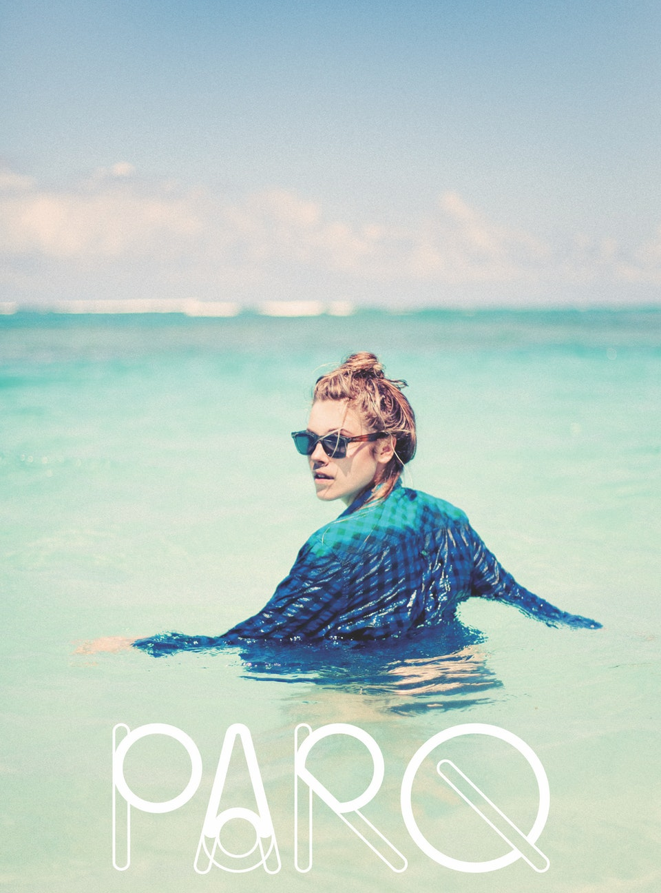 RUI VIEIRA - Film Director, Photographer & Creative Director - PARQ MAG - SUMMER COVER