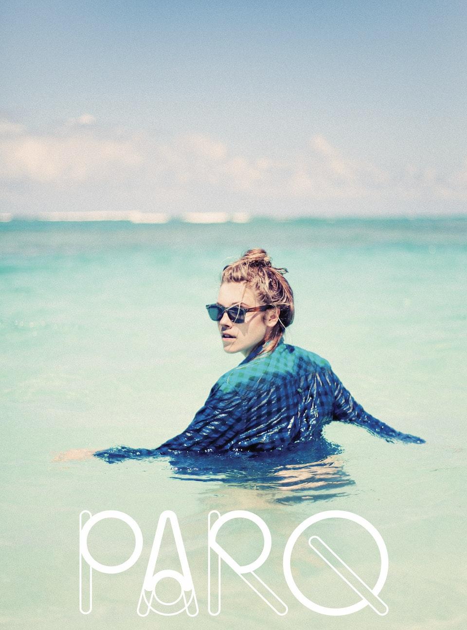 RUI VIEIRA - PARQ MAG - SUMMER COVER