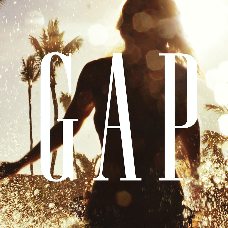 RUI VIEIRA - GAP - Be Bright