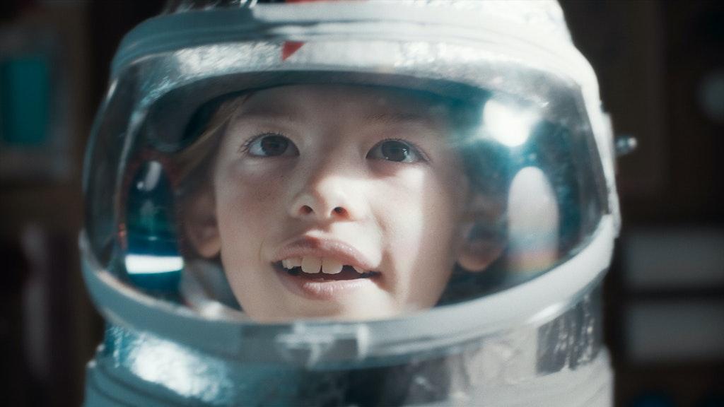 VODAFONE - 'Astronaut'