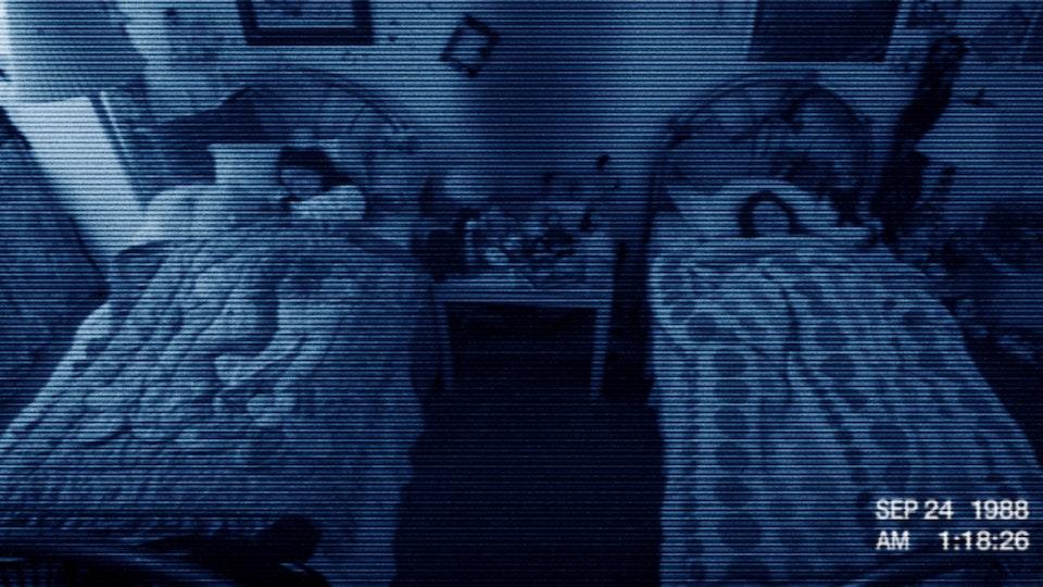 Paranormal Activity 3   Joost & Schulman