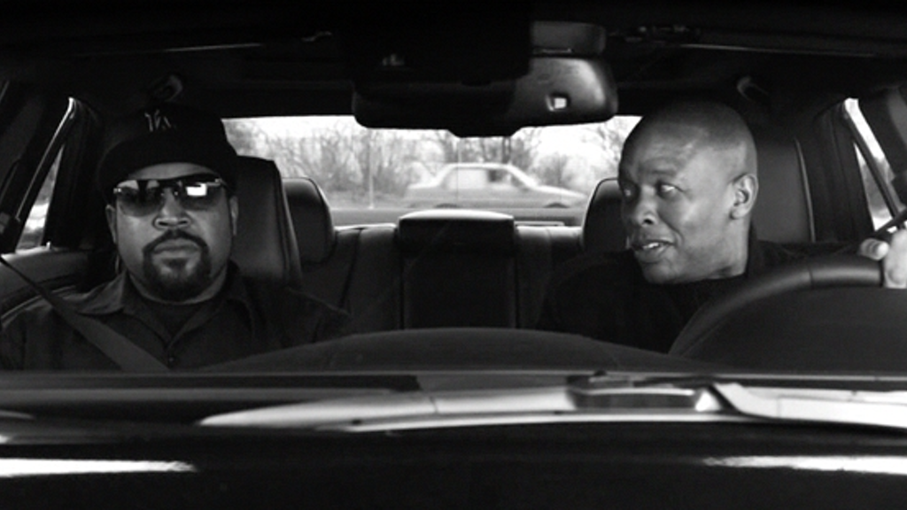Straight Outta Compton | Paul Hunter | Promo