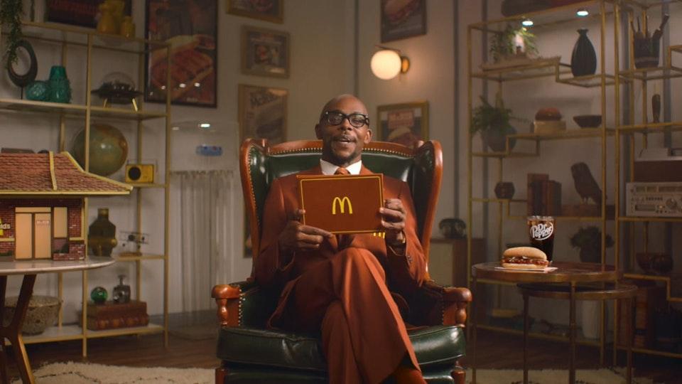 McDonald's   Casey Storm